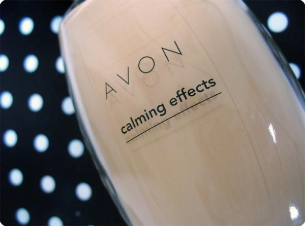 Avon Calming Effects Foundation