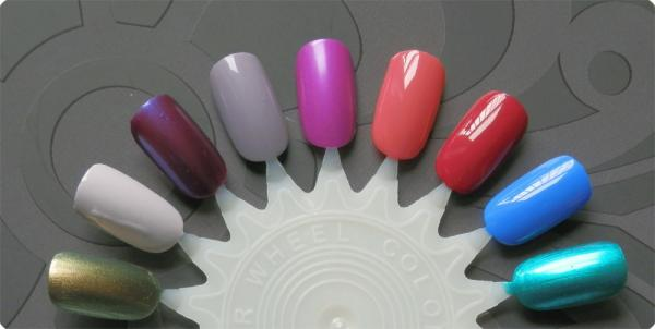Nail Polish Swatches