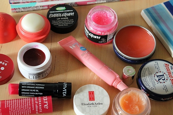 Lip products I love
