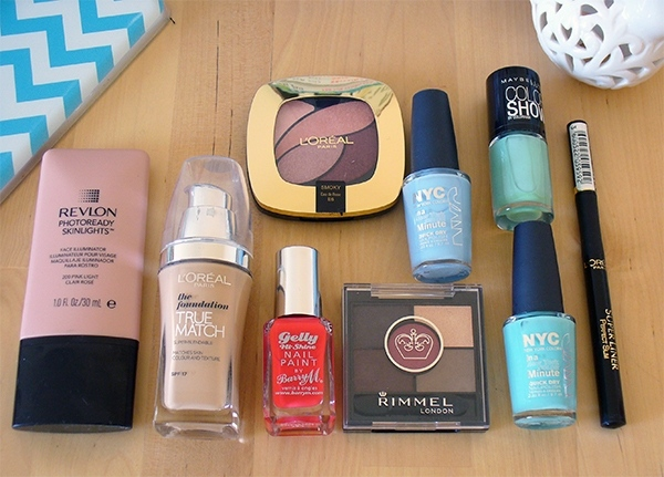 Beauty Purchases