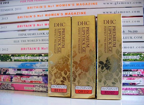 DHC Lipsticks