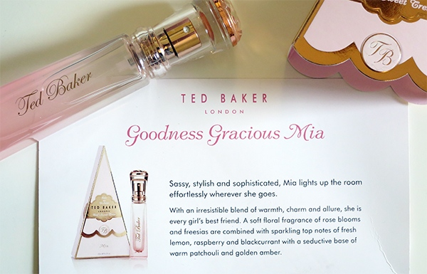 Ted Baker Mia Eau De Toilette Let S Talk Beauty