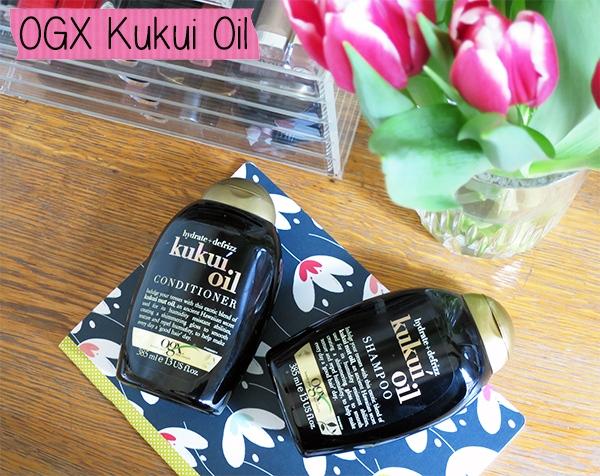 OGX Kukui Oil Haircare