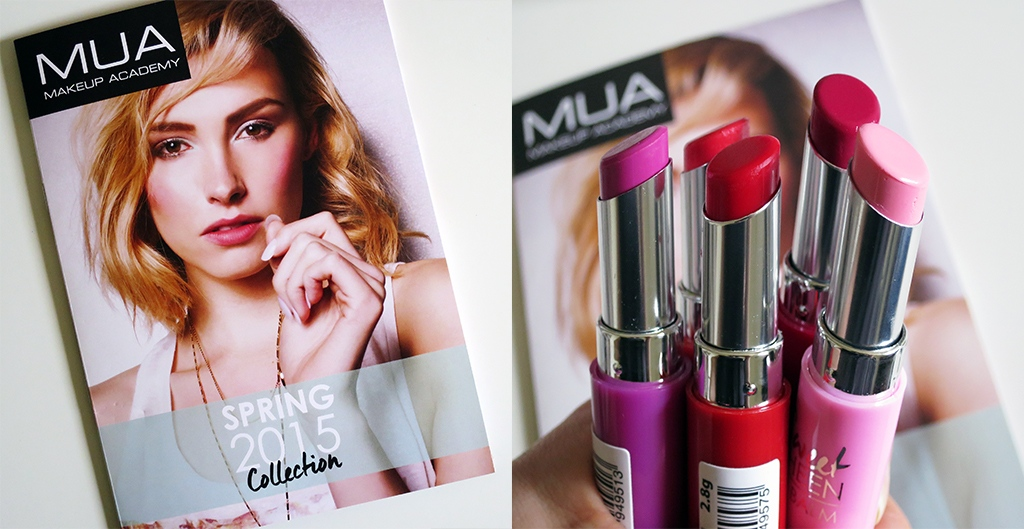MUA Spring Collection 2015