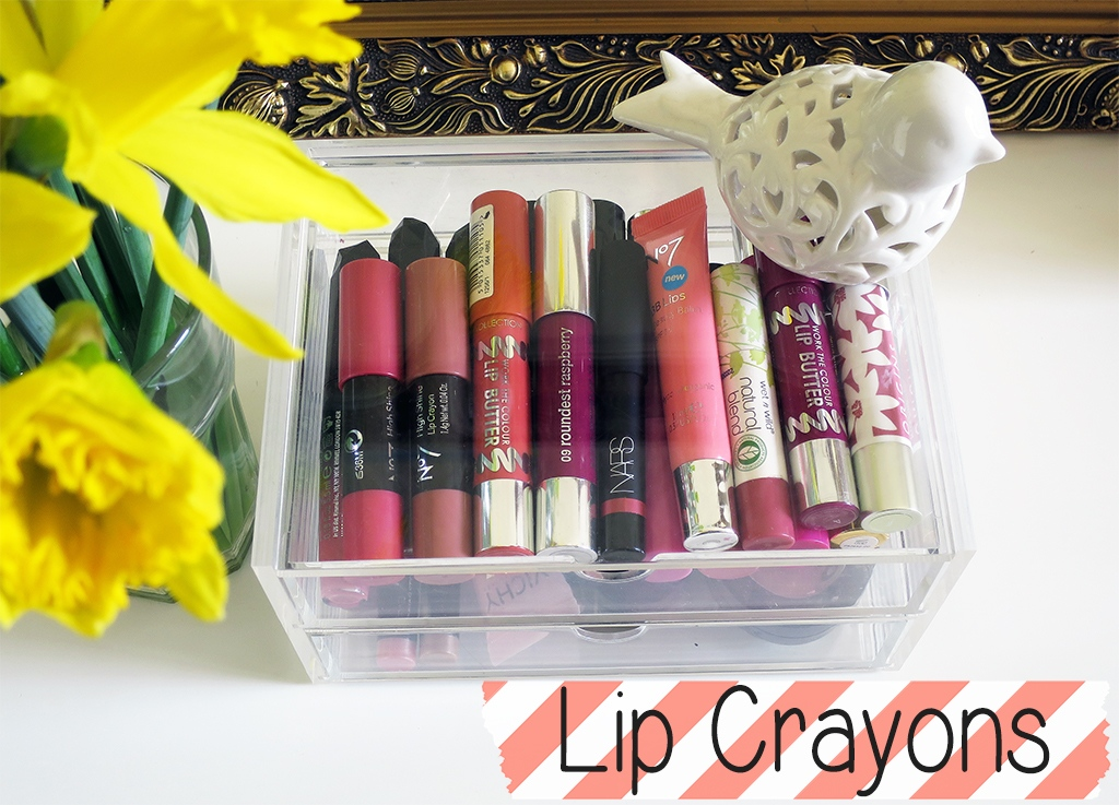 Lip Crayon Collection