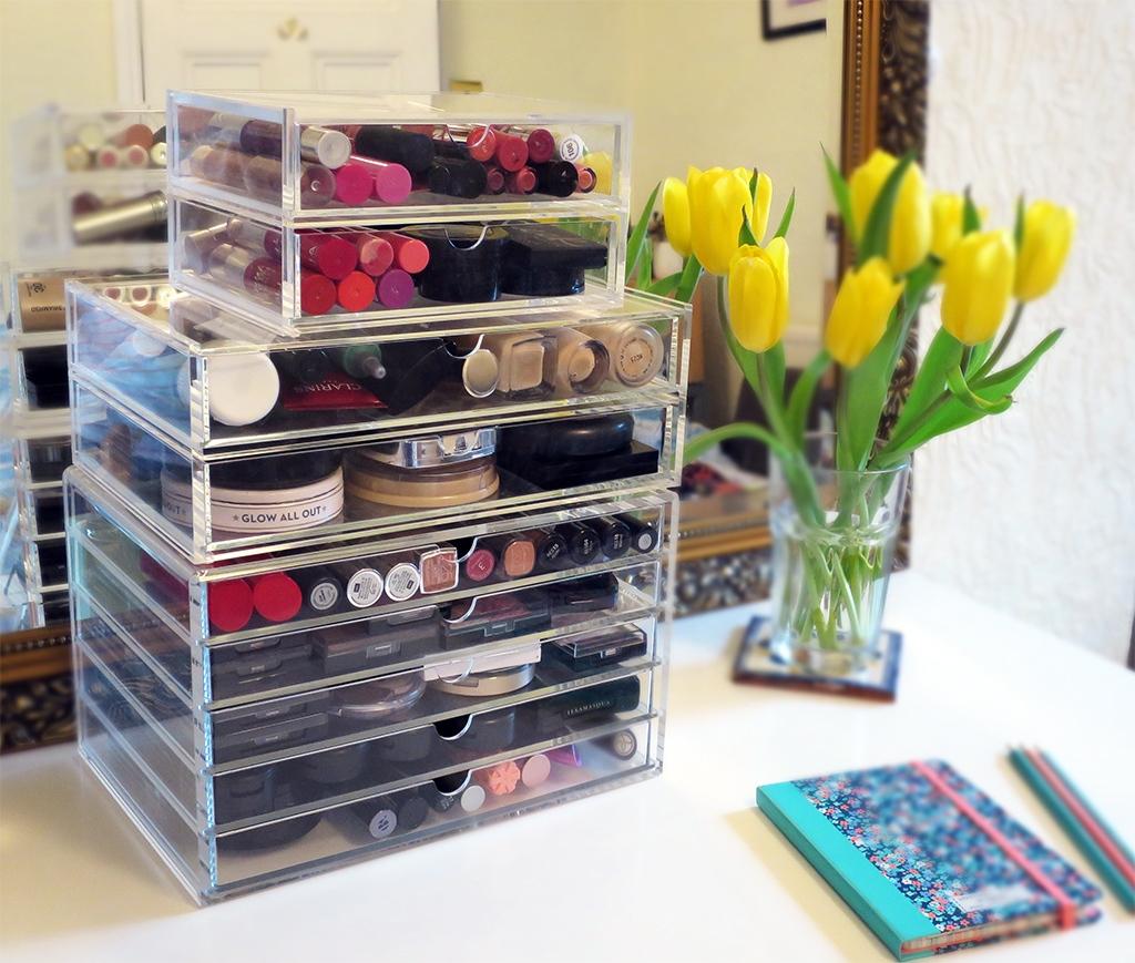 Muji Storage Drawers
