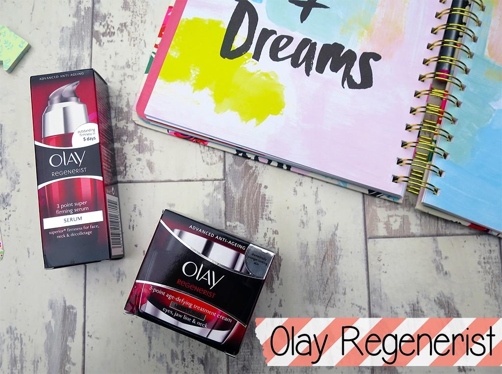 Olay Regenerist Age Defy Skincare