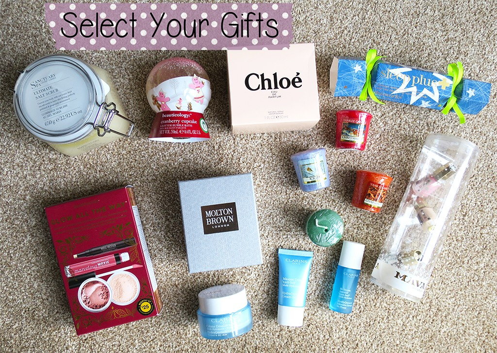 Boots Festive Beauty Hamper