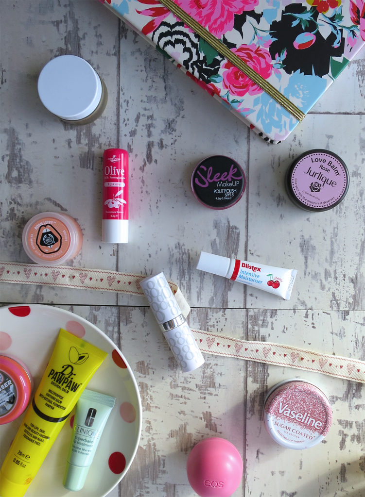 Current Lip Balm Collection