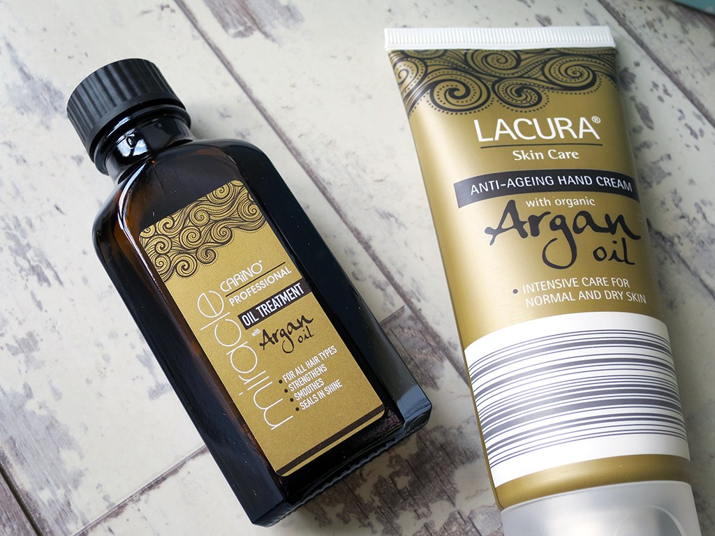 Affordable Beauty from Aldi