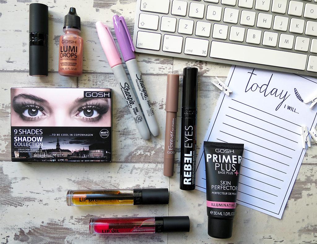 Gosh Makeup Releases Let Talk Beauty