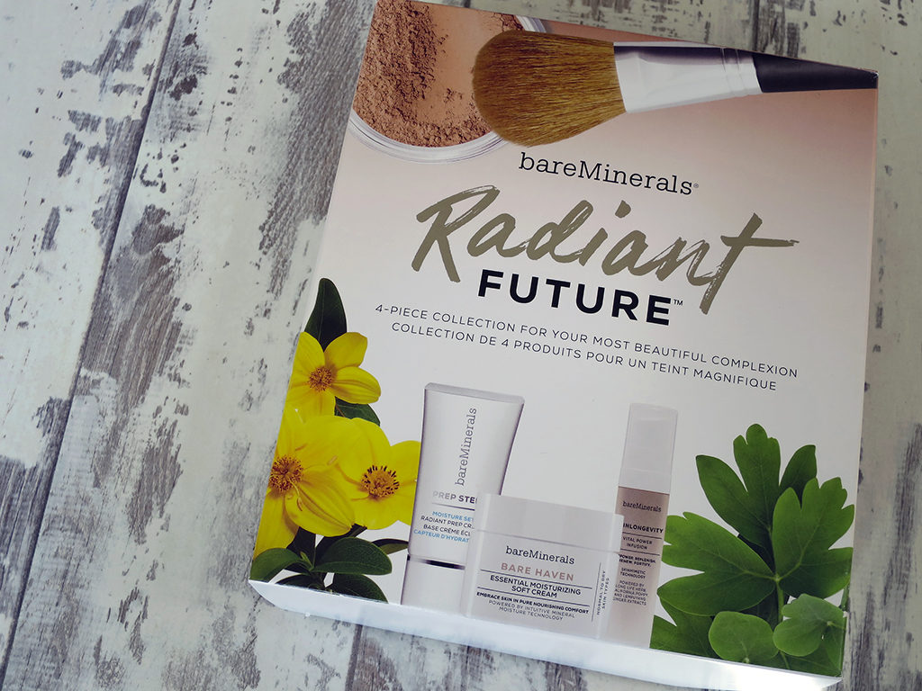 BareMinerals Radiant Future Collection - Let's talk beauty