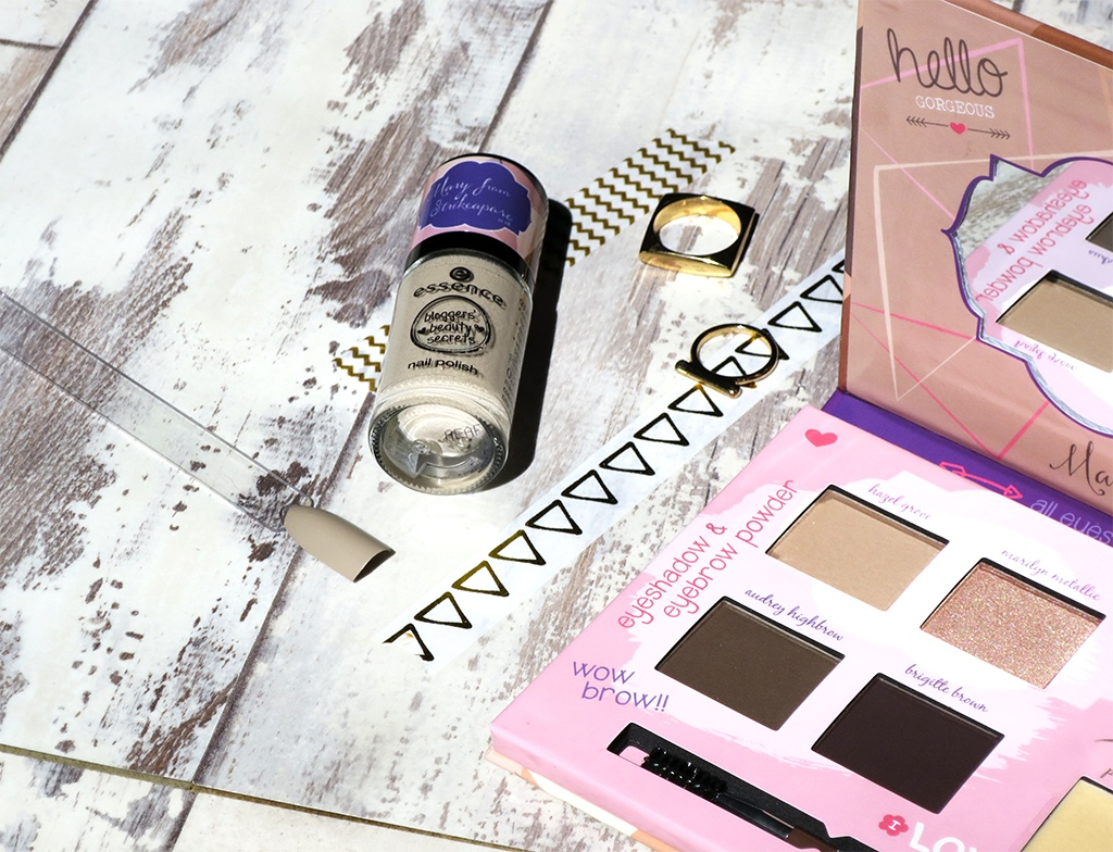 New Essence Makeup Collection