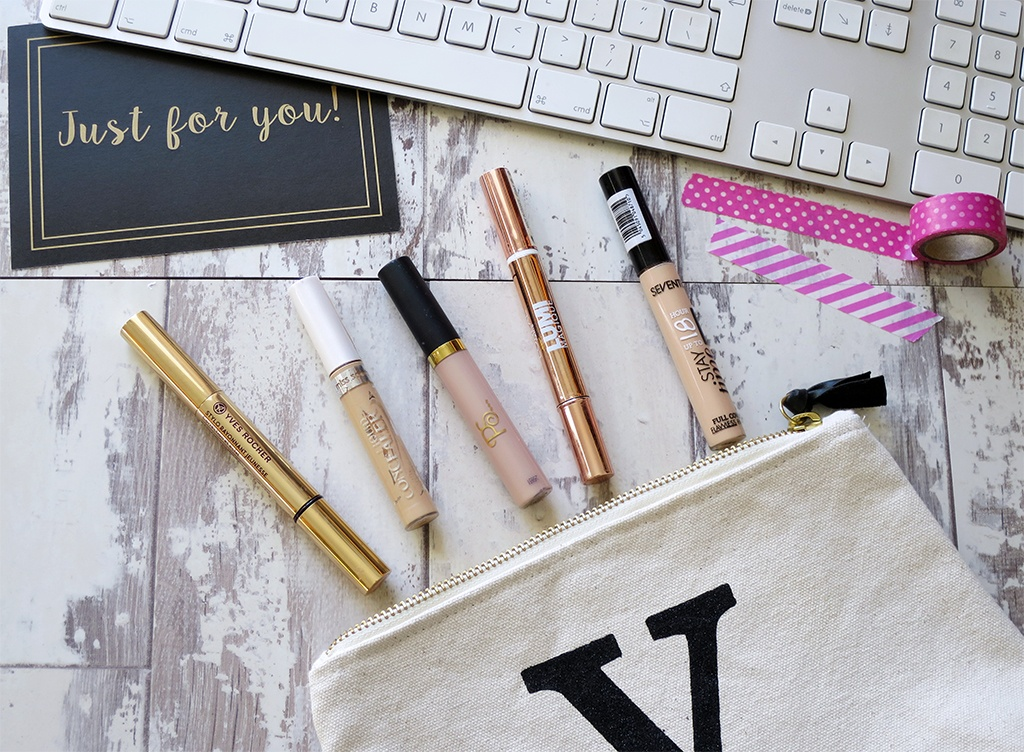 Concealer Clearout and Declutter