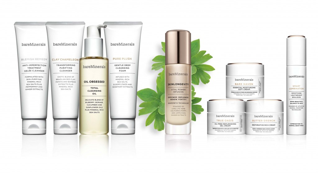 bareMinerals Skinsorials Skincare Collection