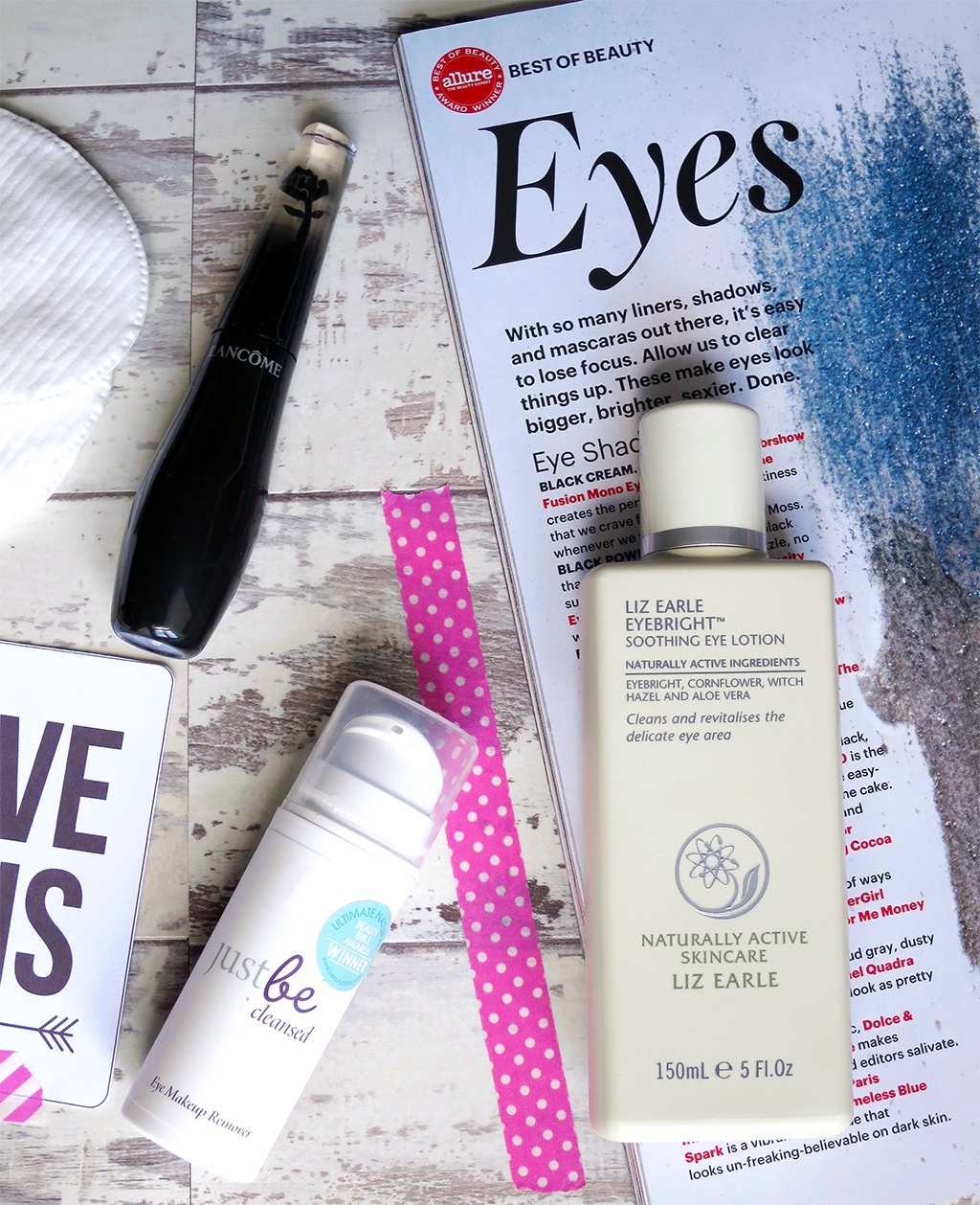 Favourite Eye Products