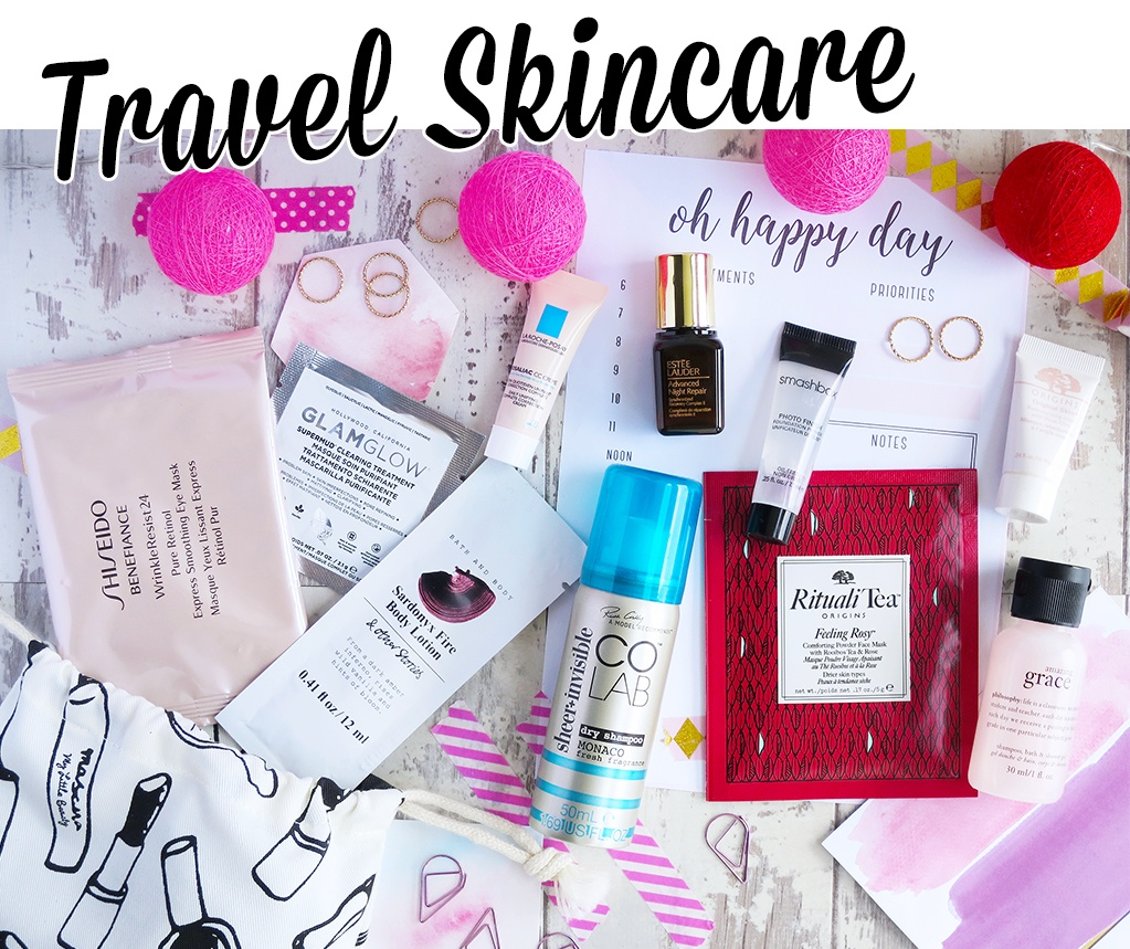Travel Skincare Samples