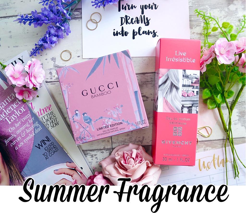 NEW Summer Fragrance