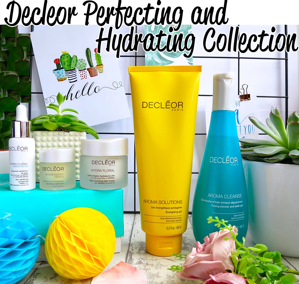 Decleor Perfecting Hydrating Collection QVC TSV
