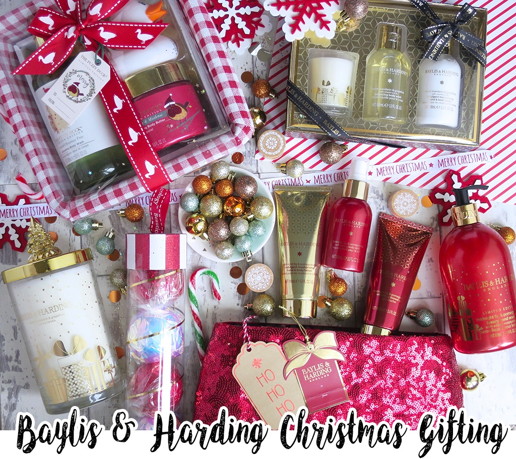 Baylis and Harding Christmas Gifting 2018